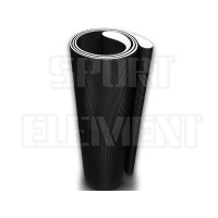 Полотно для беговой дорожки EuroFit Pacifica 1610 CA 2670x420 мм