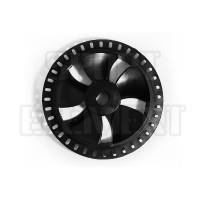 Колесо охлаждения (вентилятор) двигателя и датчика скорости беговой дорожки