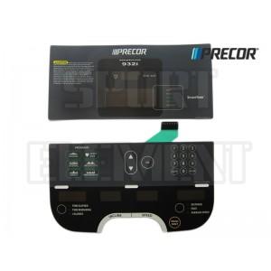 Панель кнопок дисплея Precor 932i