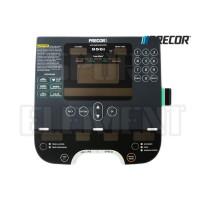 Панель кнопок дисплея Precor 956i
