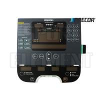 Панель кнопок дисплея Precor 966i