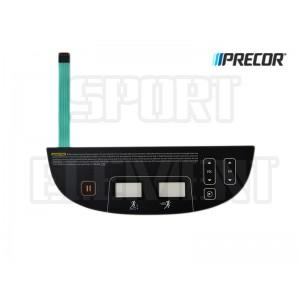 Панель кнопок дисплея Precor P80