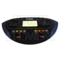 Кнопки консоли беговой дорожки Fitex IMT 7730
